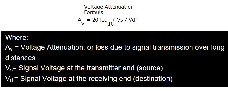 Voltage Attenuation Phone